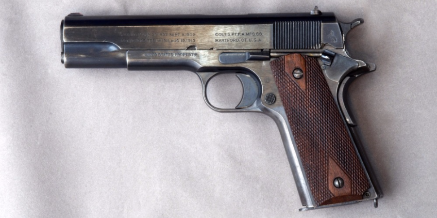 The U.S. Army expected to sell around 80,000 surplus 1911 pistols
