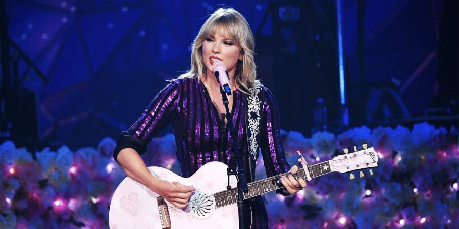 Taylor Swift slams Trump and regrets political silence
