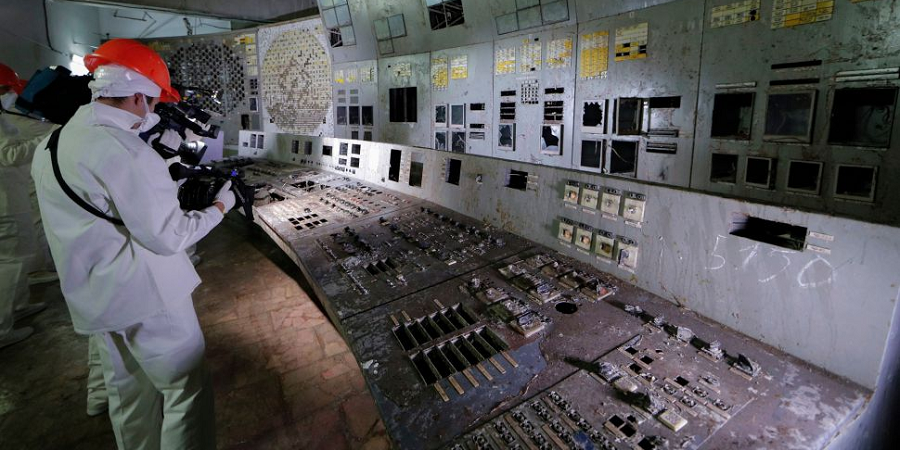 Chernobyl Control Room Is Officially Open for Tourists to Visit, but only for 5 Minutes