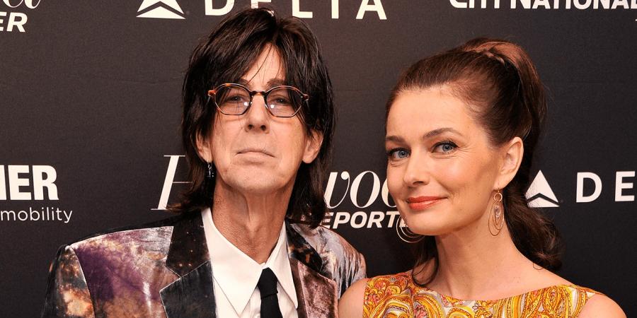 Cars singer Ric Ocasek cuts wife Paulina Porizkova out of will: 'She has abandoned me'
