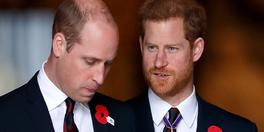 Prince William 'sad' that he can't put his 'arm around' Prince Harry anymore