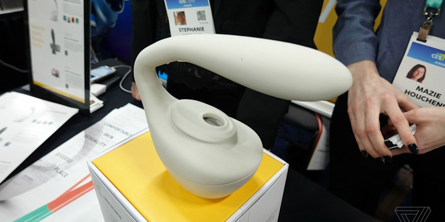 Banned sex toy makes a comeback on this year's CES show
