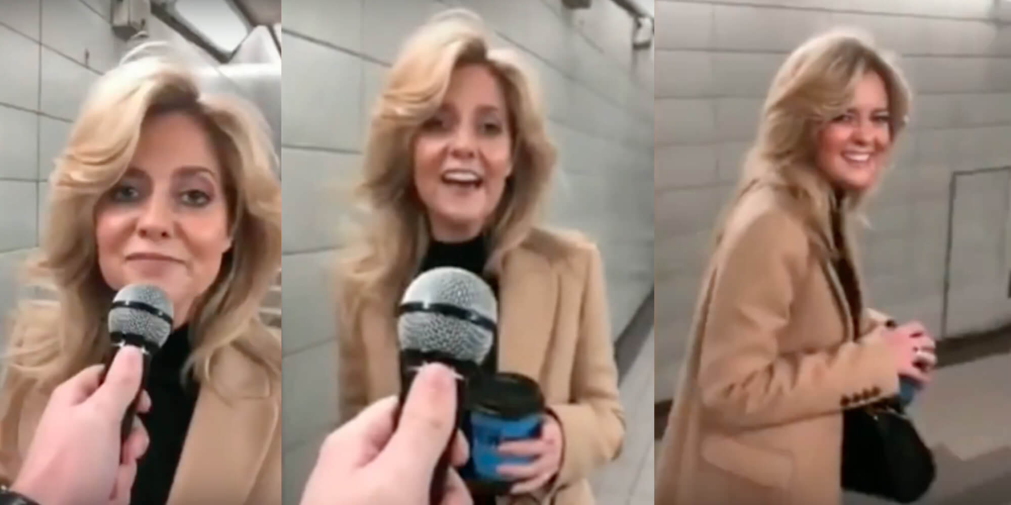 Gifted straphanger hits big after belting out Lady Gaga's 'Shallow' [Video]