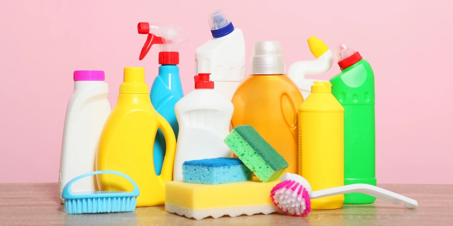 Calls about cleaning products flood poison control centers amid coronavirus pandemic