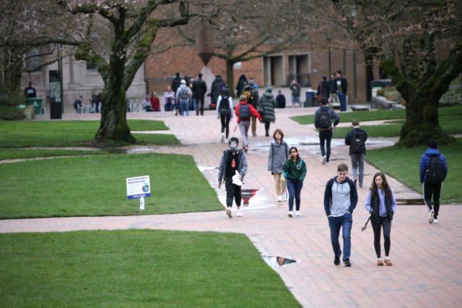 Frat houses at the University of Washington encounter COVID-19 outbreak