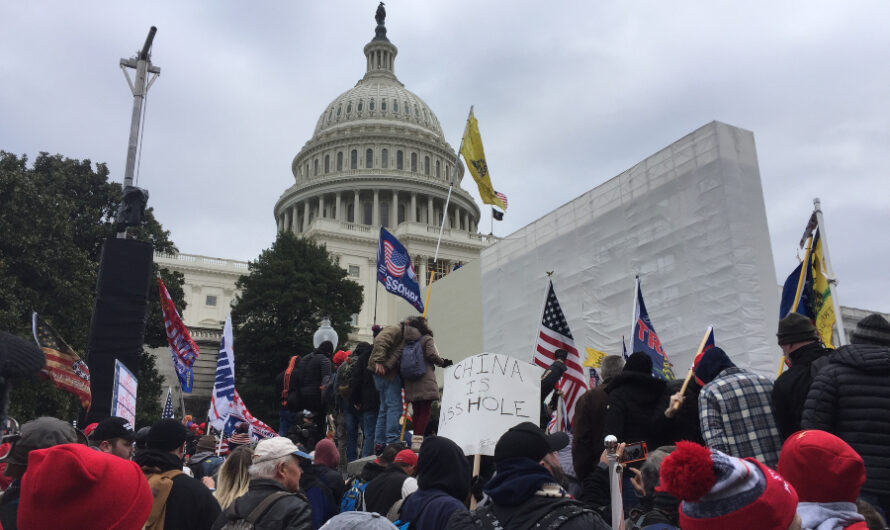 Arrested Capitol rioter threatens to shoot family if they report him