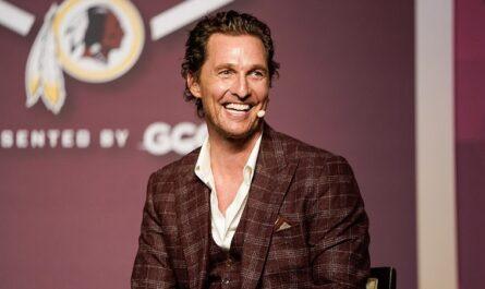 Matthew McConaughey considers Texas governor run