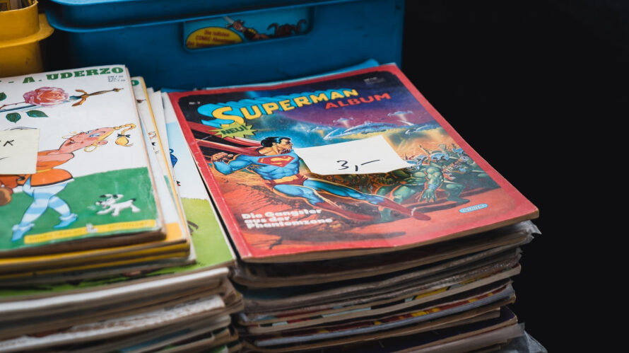 Superman's first comic appearance sells for $3.25 million [Video]